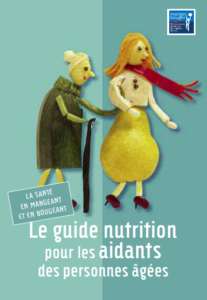Guide PNNS destinés aux aidants des personnes âgées