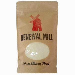 Farine issue de pulpe de soja coproduits