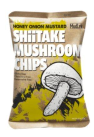 Chips de shiitake Mudlrk