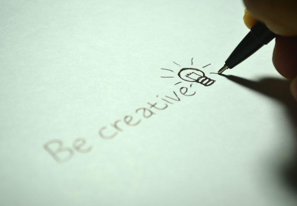 Etre créative